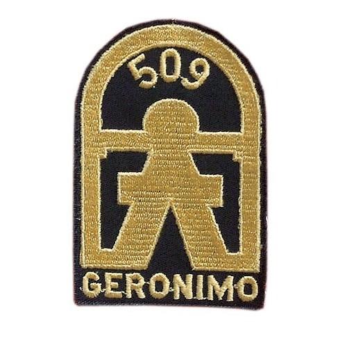 04   509 GERONIMO