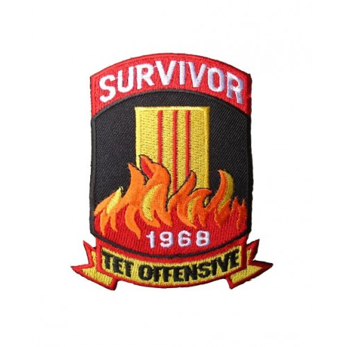 "13 "" SURVIVOR 1968 TET OFFENSIVE"