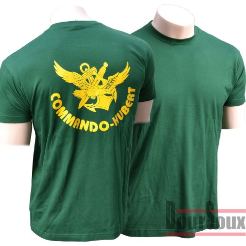 TEE SHIRT COMMANDO HUBERT