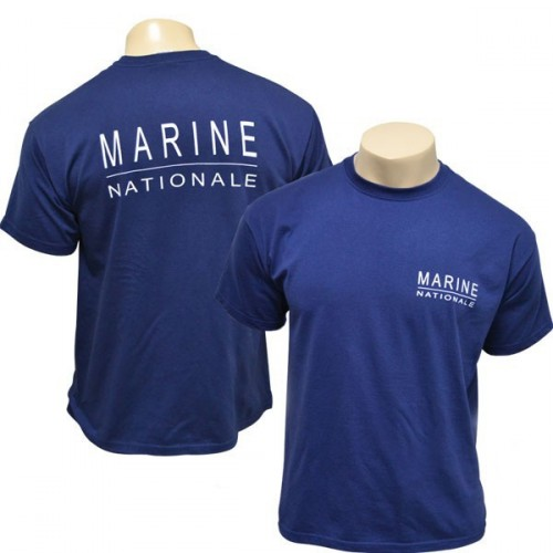 tee shirt marine nationale doursoux. Black Bedroom Furniture Sets. Home Design Ideas