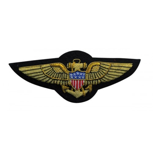 PATCHES EN CANETILLE USN AVIATOR