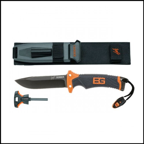 BEAR GRYLLS ULTIMATE FINE EDGE KNIFE
