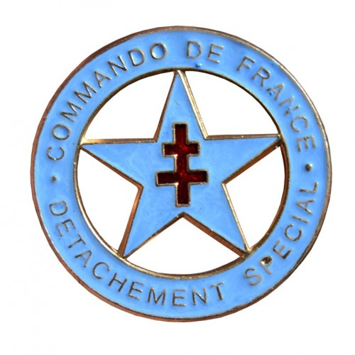 COMMANDO DE FRANCE