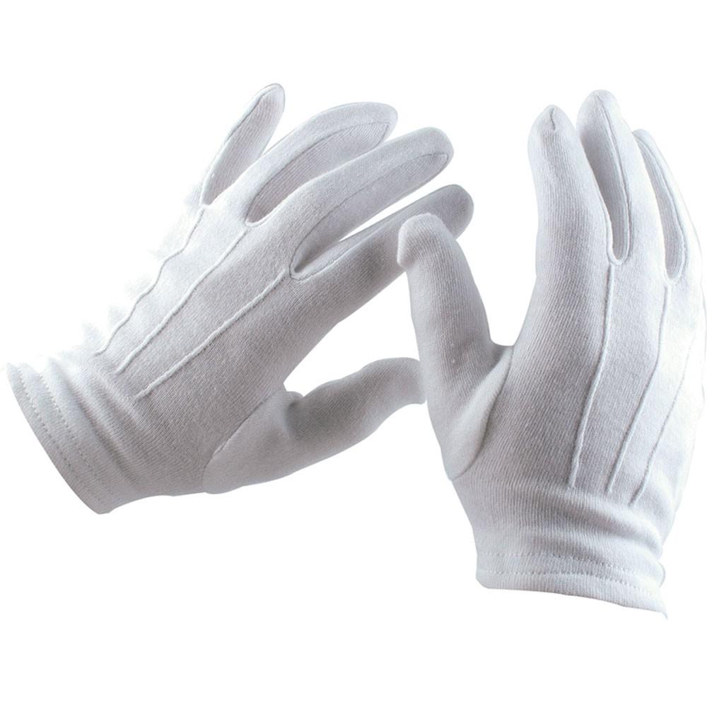Gant blanc ceremonie