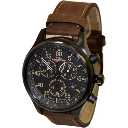 TIMEX EXPEDITION FIELD CHRONOGRAPHE