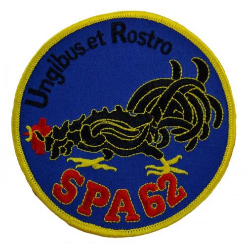 ESCADRILLE  SPA 62 ESC  COMTAT-VENAISSIN ORANGE