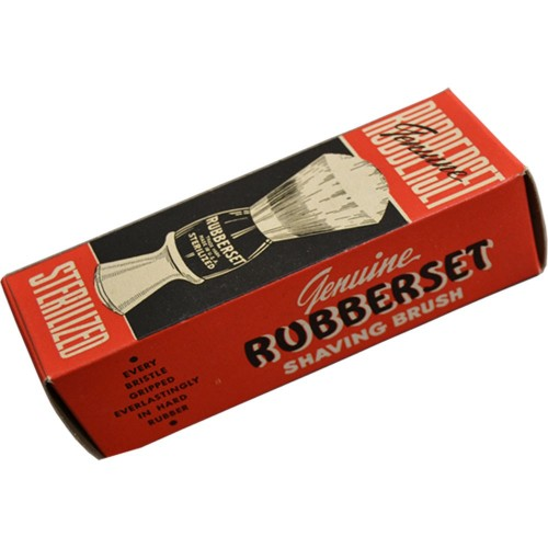 RUBBERSET SHAVING BRUSH ( BLAIREAU)