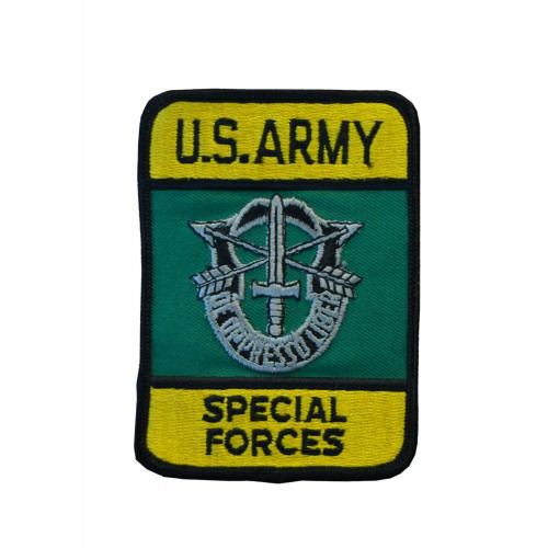 ECUSSON US ARMY SPECIAL FORCE