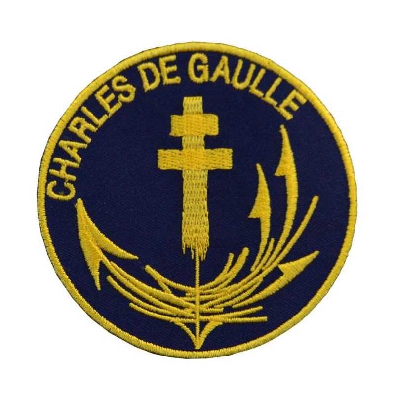 ECUSSON CHARLES DE GAULLE