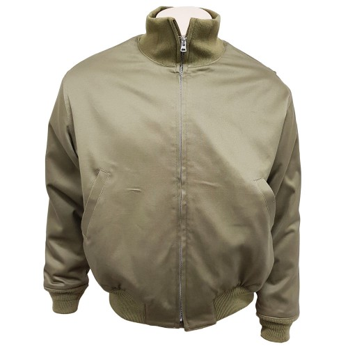 German flight leather jacket wwii doursoux for Chaise us ww2