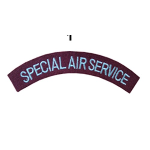 SPECIAL AIR SERVICE EPAULE