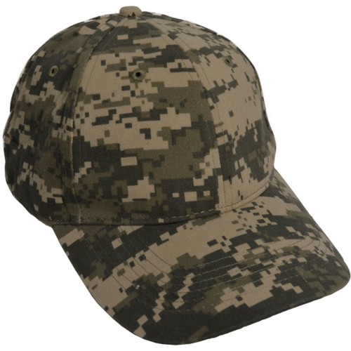 CASQUETTE TYPE BASE BALL DIGITAL ACU