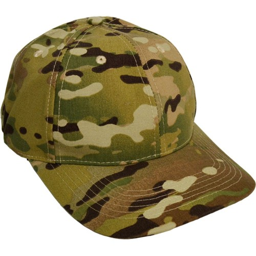 CASQUETTE TYPE BASE BALL MULTICAM