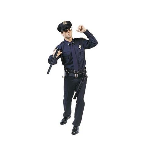 CHEMISE POLICE. U.S.A.