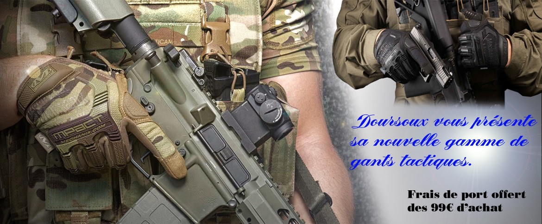 gants tactiques Mechanix wear