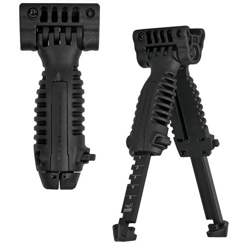 TACTICAL FOREGRIP BI-POD