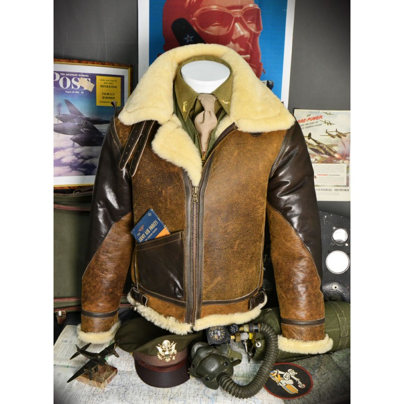 FLYING JACKET HEAVY TYPE B3