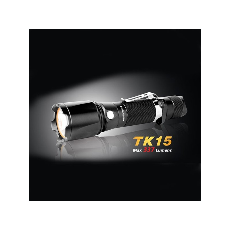 TK 15 FENIX FLASHLIGHT
