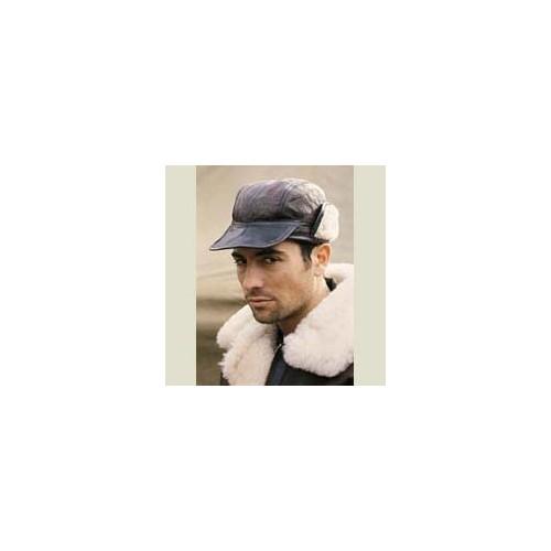 SHEEPSKIN B2 CAP
