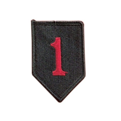 1ST DIVISION (BIG RED ONE EUROPE)