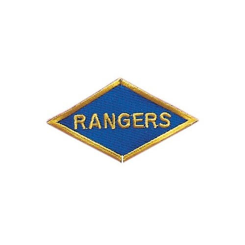 12 PATCHES RANGERS BATAILLON