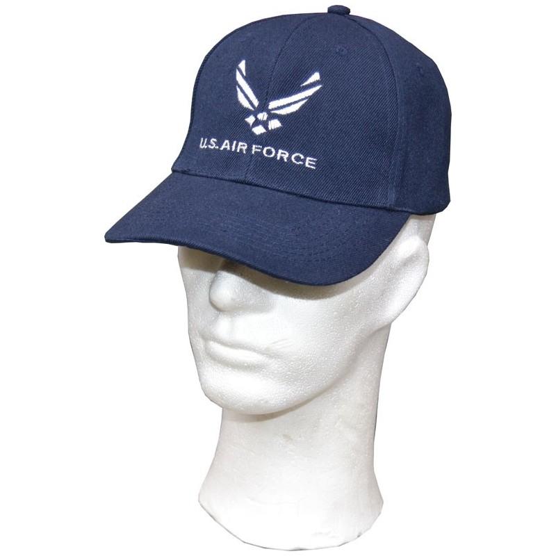 CAP MOTIF AIR FORCE