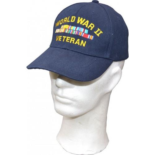 WWII VETERAN CAP