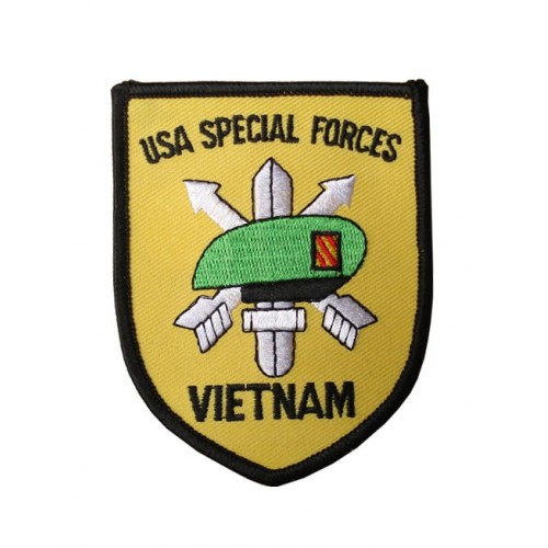 "14 "" USA SPECIAL FORCES VIETNAM"
