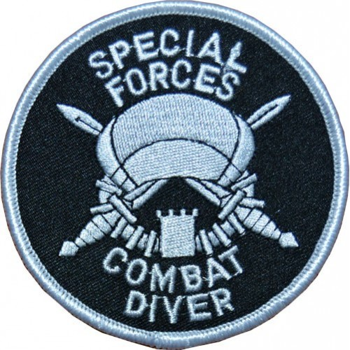 "12 "" SPECIAL FORCES COMBAT DIVER"