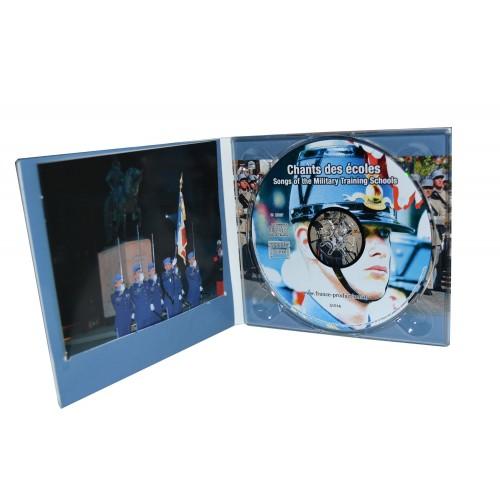 CD CHANTS DES ECOLES