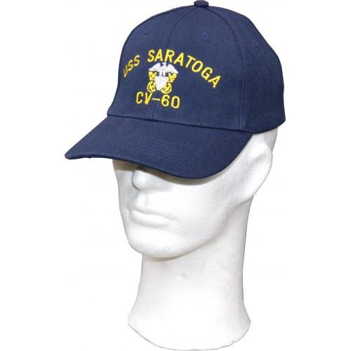CAP MOTIF USS SARATOGA
