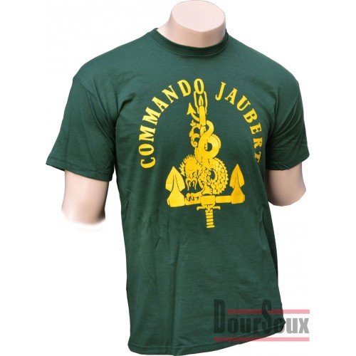 TEE SHIRT COMMANDO JAUBERT