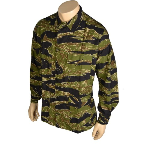 TIGER BDU SHIRT
