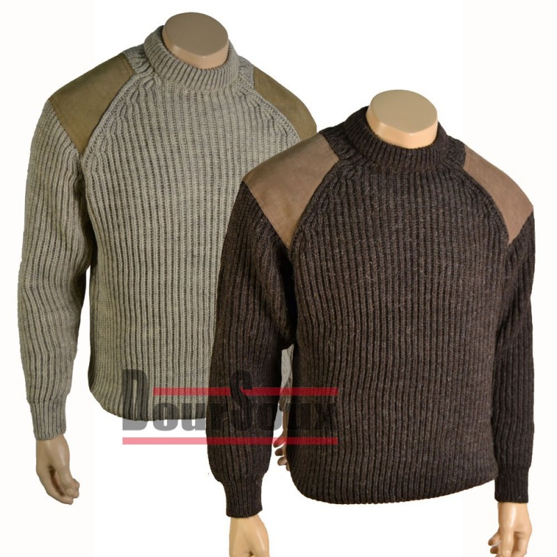 ENGLISH HUNTING SWEATER