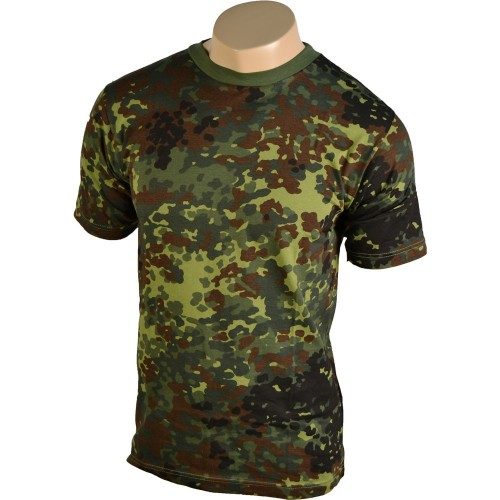 GERMAN ARMY CAMO TEE SHIRT
