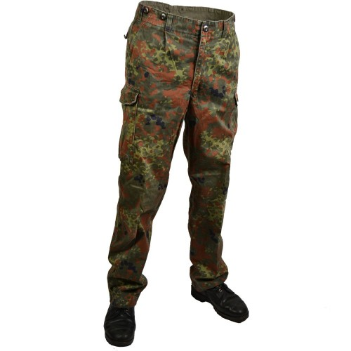 FLECKTARN CAMO PANTS