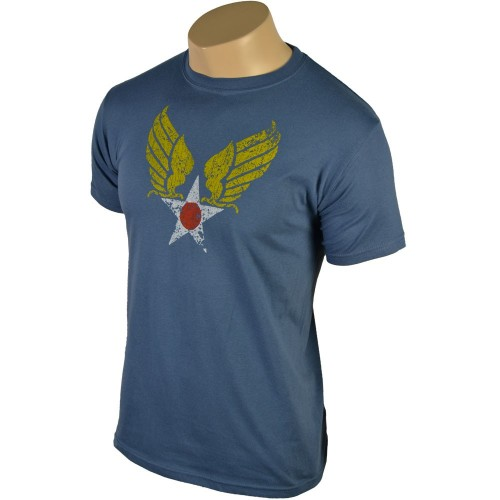 TEE SHIRT ARMY AIR FORCE VINTAGE