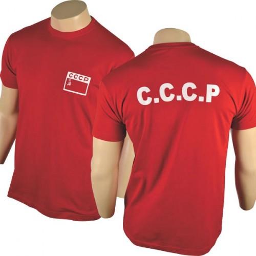 TEE SHIRT C.C.C.P