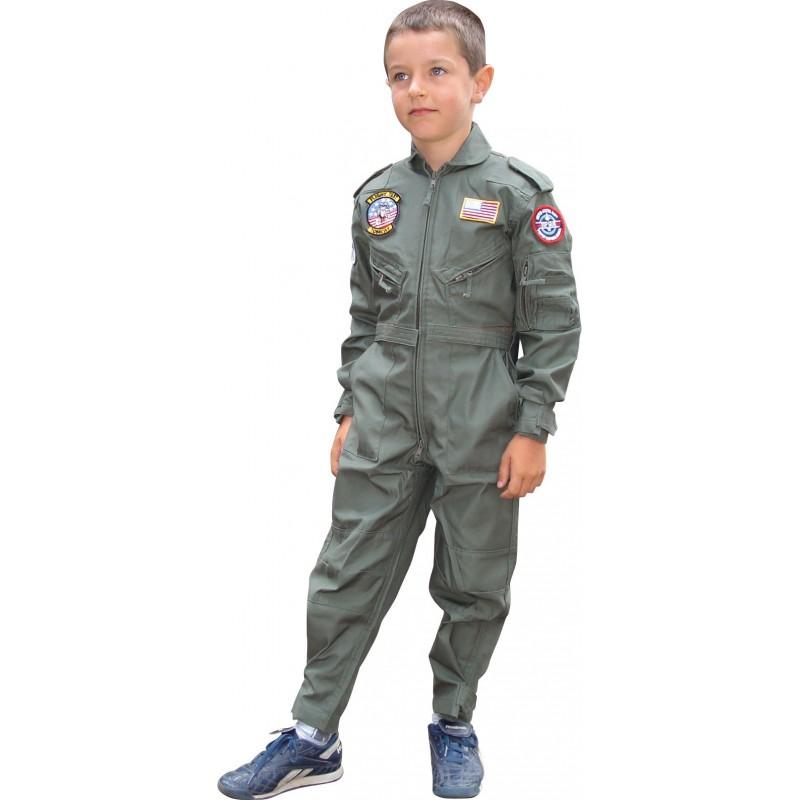 COMBINAISON PILOTE KID