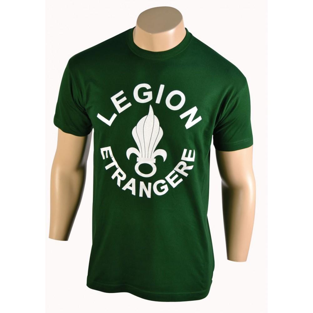 tee shirt legion etrangere doursoux. Black Bedroom Furniture Sets. Home Design Ideas