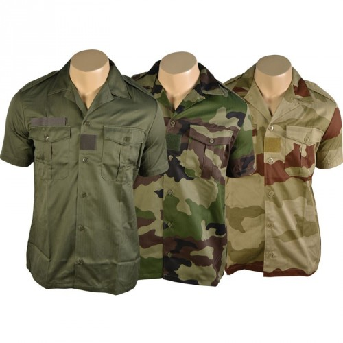 OVERSEAS SHORT SLEEVE SHIRT