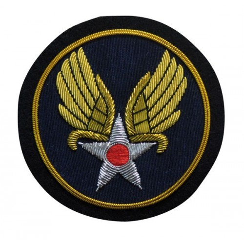 PATCHES EN CANETILLE AAF HQ BULLION
