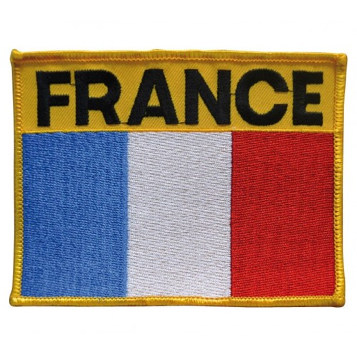 PATCHE TISSU SPACE FRANCE