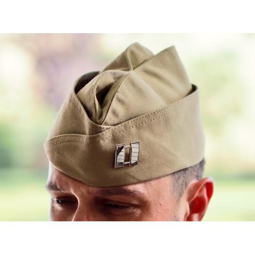 U S CHINO FIELD CAP