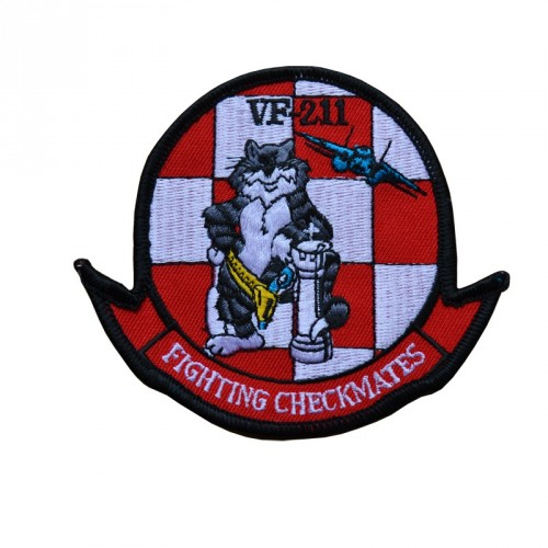 CHECKMATES VF-211