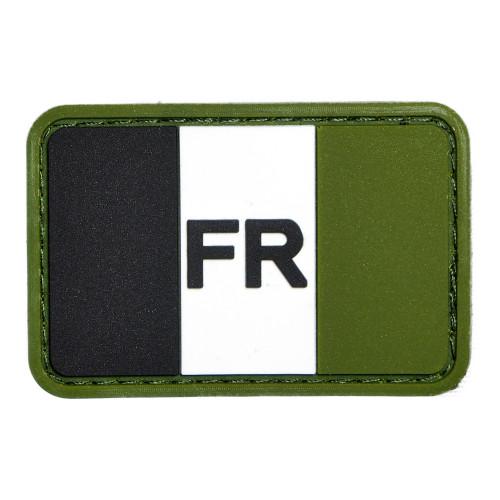 DRAPEAU FRANCE BASSE VISIBILITE