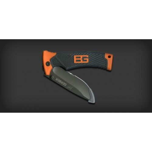 GERBER FOLDING SHEAT BEAR GRYLLS