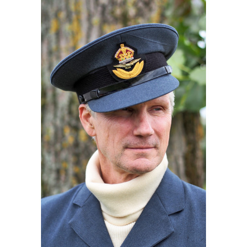 CASQUETTE OFFICIER ROYAL AIR FORCE