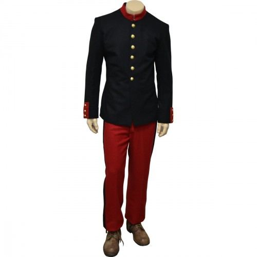Tenue officier garance WWI