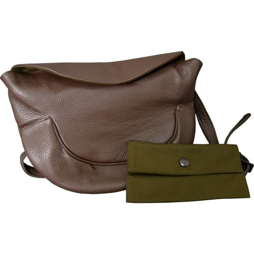 WAC LEATHER BAG